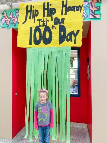 WE are 100 days smarter