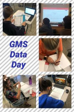 GMS data day helps prepare our students for areas of growth for the next 9 weeks!
