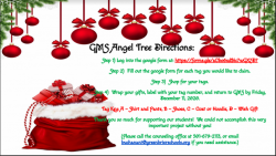 GMS Angel Tree