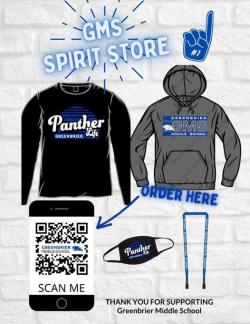 GMS Spirit Store is ready for cold weather, are you?? Shop today!!