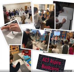 Thumbnail Image for Article GMS students engaged in RISE activities across the campus today! GMS loves learning!