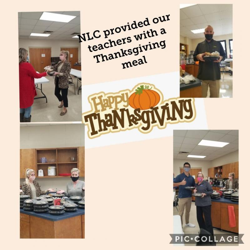 Happy Thanksgiving from NLC