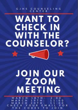 Counseling Check-Ins Using Zoom