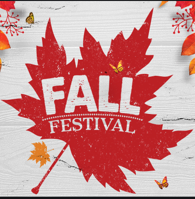 21-22 Fall Festival is coming soon!