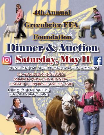 FFA Dinner and Auction