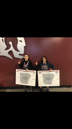 Thumbnail Image for Article Wrestling State Champs and Placers