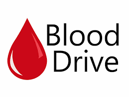 Rescheduled Blood Drive