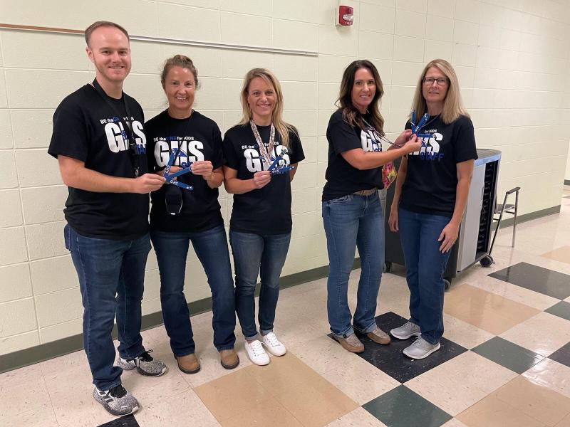 GHS Math Team Shows Spirit