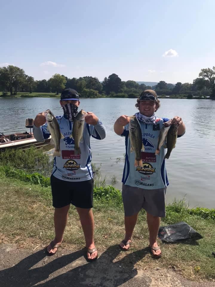 GHS Fishing Team News