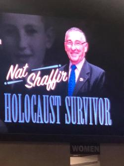 Holocaust Survivor Experience