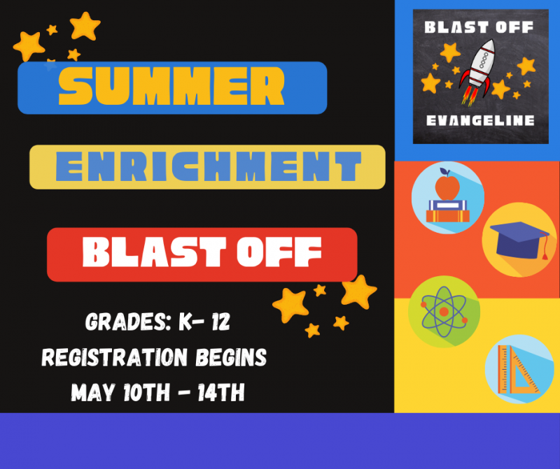 Summer Enrichment Registration