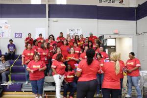 W.W. Stewart Elementary - School Spirit!