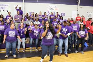 Ville Platte High - School Spirit!