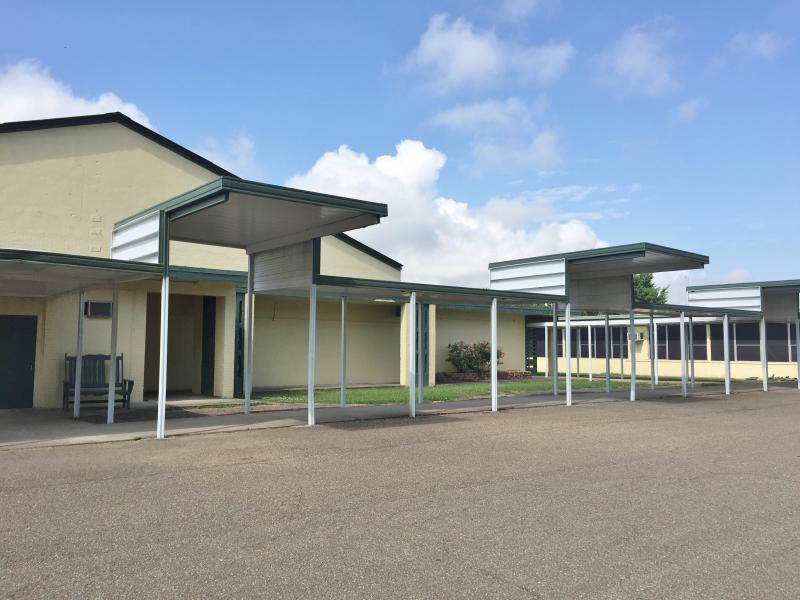 Landscape View facing James Stephens Montessori School