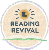 LDOE Reading revival icon with link to resources
