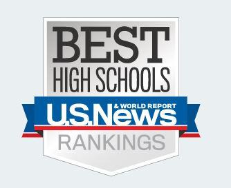 America's Best High Schools logo with link to the EPSB's High School Rank