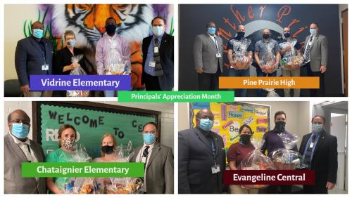 National Principals Month Photo Collage 2