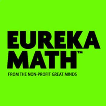 Eureka Math Logo with link to Great Minds Website.