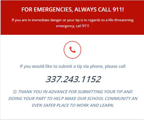 Safe Alert Phone Number