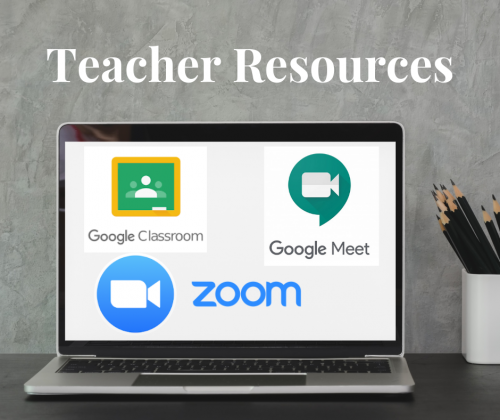 Link to Teacher Resources Website - Elementary, Middle, and High