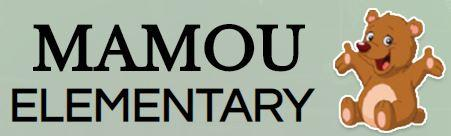 Mamou Elementary Logo with link to school's report card on louisianaschools.com