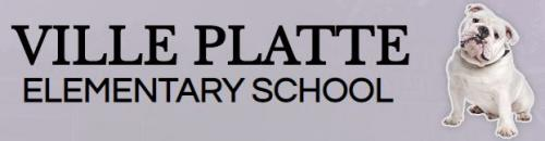 Ville Platte Elementary Logo with link to school's report card on louisianaschools.com