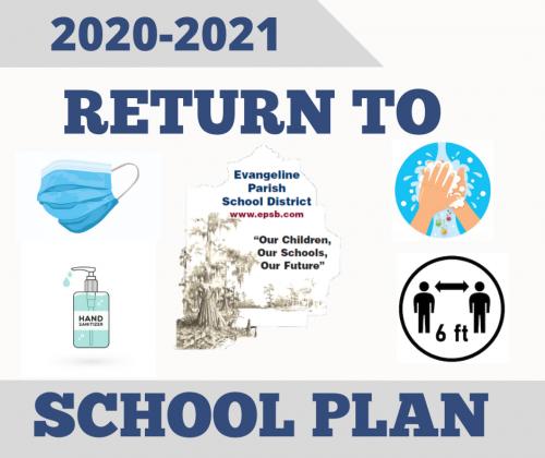 20-21 Return to School Plan