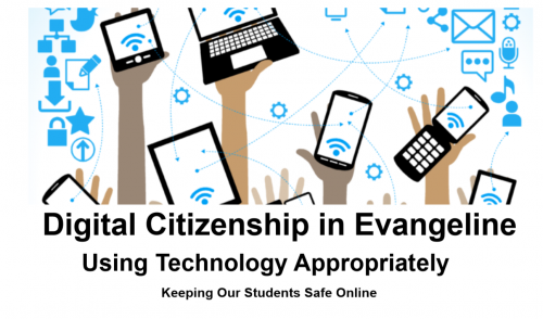 Digital Citizenship in Evangeline