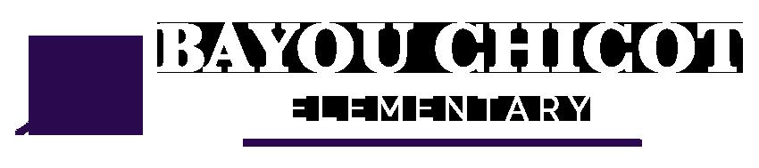 Bayou Chicot Logo
