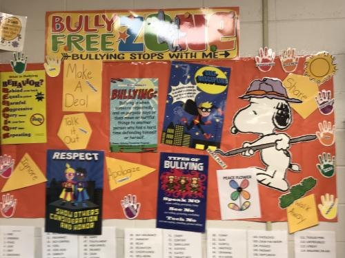 Bullying Awareness Month 4