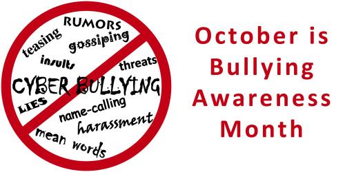 Bullying Awareness Month 5