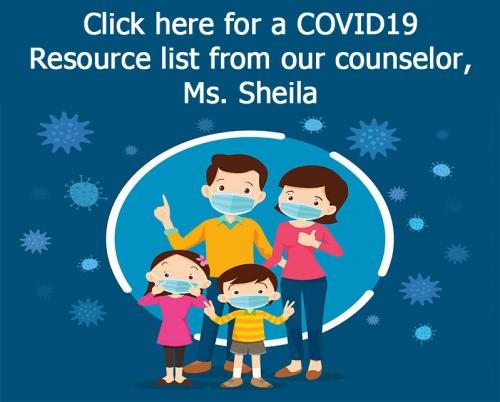 COVID19 Resource Page