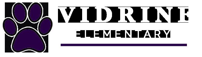 VIDRINE Logo
