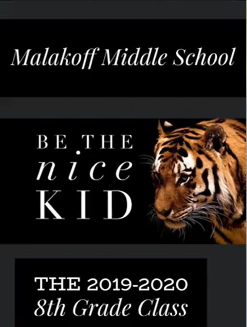 Malakoff Middle School 8th Grade Promotion Video
