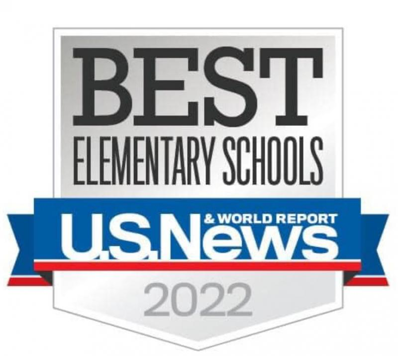 Tool Elementary Named TOP 30% by U.S. News and World Report