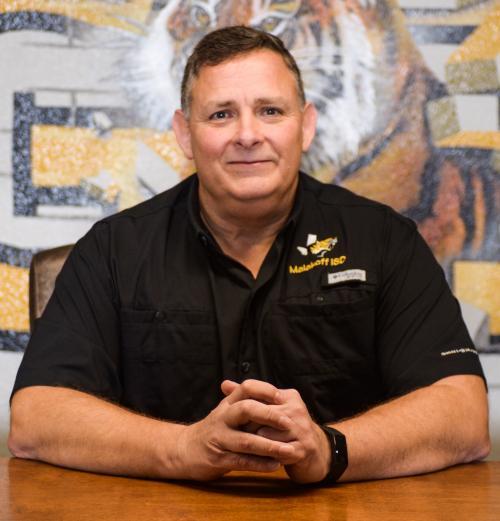 Superintendent Don Layton