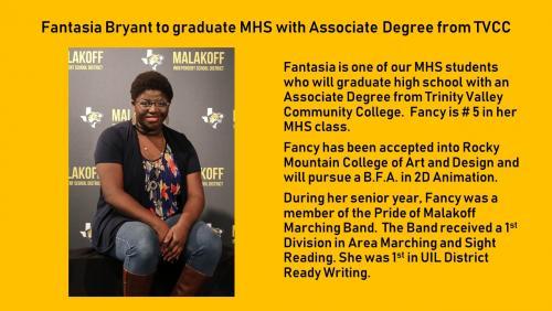TVCC Grad Bryant