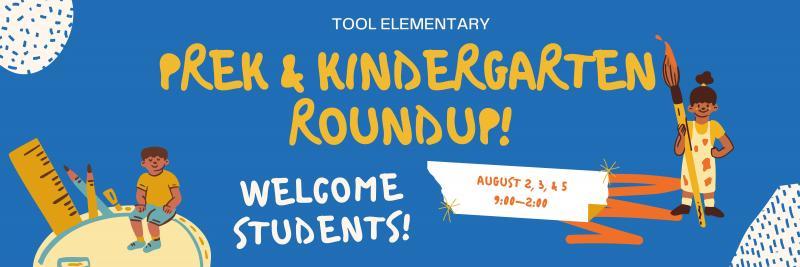 TES Pre K and Kindergarten Registration