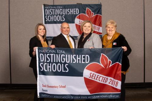 ESEA Nationa Distinguished School Award
