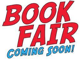 Book Fair Coming Soon
