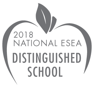 National ESEA Distinguished School Seal