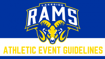 Athletic Event Guidelines