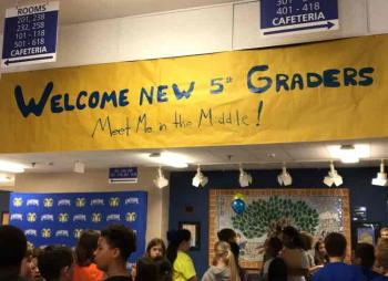 LMS Welcomes Incoming 5th Graders