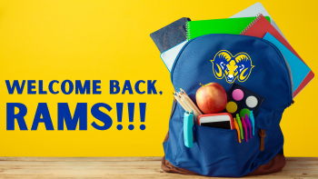Welcome Back, Rams!