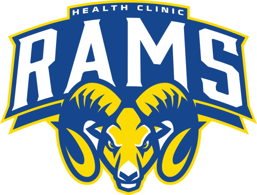 Rams Health Clinic Logo