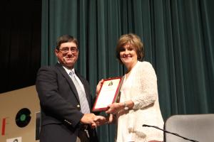 Hall of Fame Awards-Belinda Sullivan Akin Carpenter