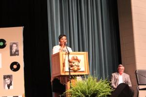 Distinguished Service Award-Jerrielynn Mapp