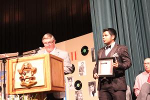 Earl Willis Scholarship-Silvino Tinajero