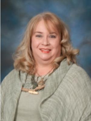 Ms. Vicky Smith, High School Secretary
