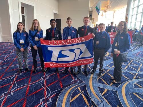 AMS TSA students